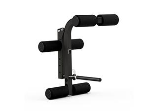 Prasa z regulacją do ćwiczenia nóg do ławek Semi-Pro MS-A102 - Marbo Sport