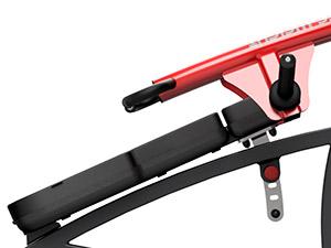Maszyna na wolny ciężar na klatkę piersiową w skosie dodatnim MF-U004 - Marbo Sport