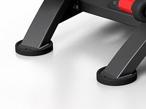 Maszyna na wolny ciężar na mięśnie pleców MF-U017 - Marbo Sport