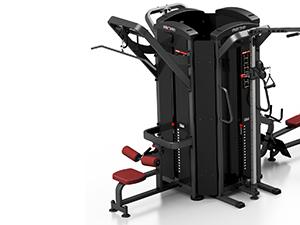 Wieża 6-stanowiskowa MIDI  MP-T002- Marbo Sport