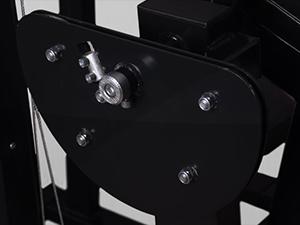 Maszyna na triceps ze stosem MP-U022- Marbo Sport