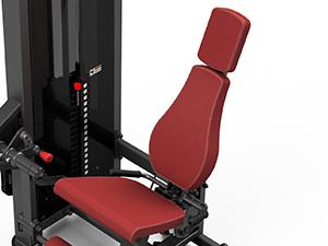 Maszyna na mięśnie czworogłowe ud MP-U234- Marbo Sport