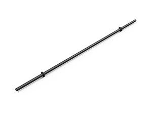 Gryf prosty 28mm 198cm czarny MW-G198BK - Marbo Sport