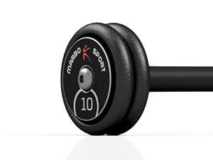 Sztanga stała łamana 10 kg - Marbo Sport