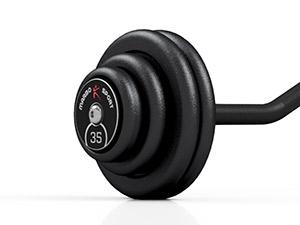 Sztanga stała łamana 35 kg - Marbo Sport