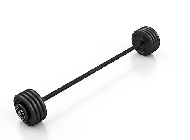 Sztanga stała prosta 50 kg - Marbo Sport