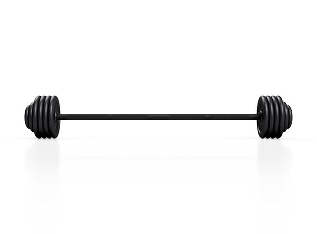 Sztanga stała prosta 55 kg - Marbo Sport