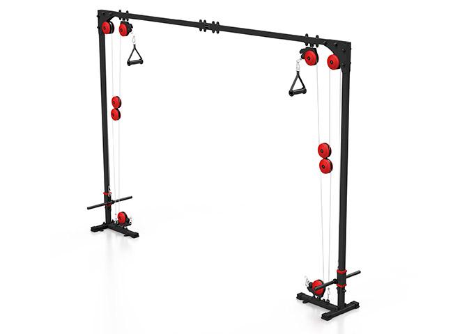 Wyciąg bramowy (brama) do domowej siłowni - Marbo Sport