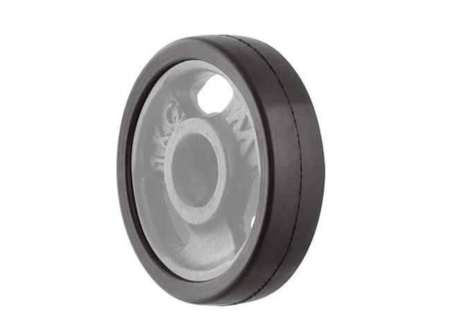 Oponka gumowa do obciążeń typu kierownica 1 kg - Marbo Sport