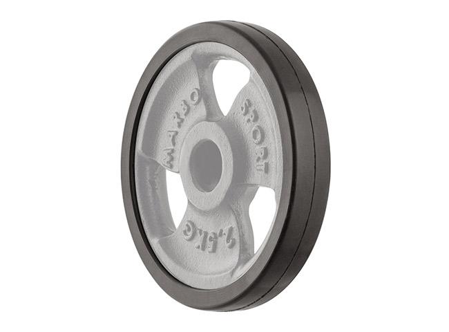 Oponka gumowa do obciążeń typu kierownica 2,5 kg - Marbo Sport