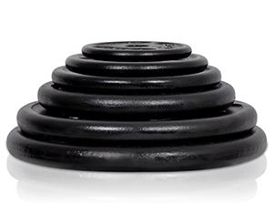 Obciążenie żeliwne 1,25 kg - Marbo Sport
