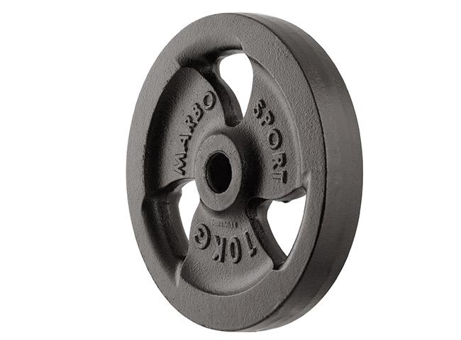Obciążenie żeliwne 10 kg - Marbo Sport