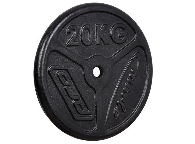 Obciążenie żeliwne 20 kg - Marbo Sport