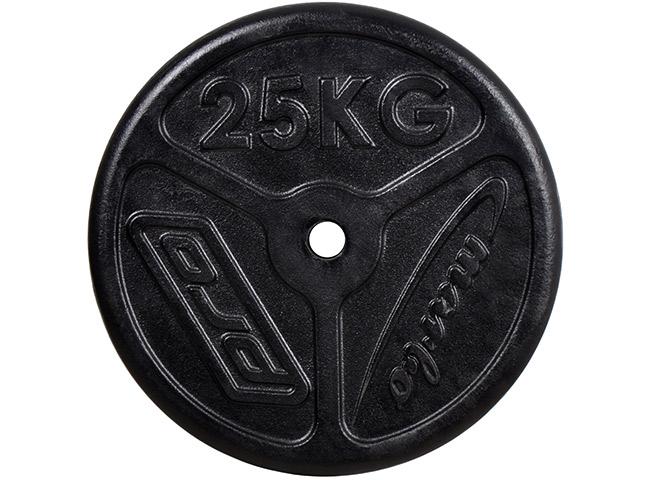 Obciążenie żeliwne 25 kg - Marbo Sport