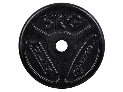 Obciążenie żeliwne 5 kg - Marbo Sport