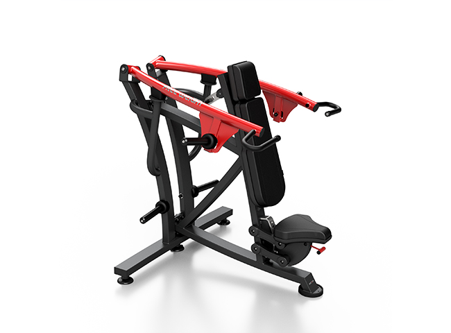 Maszyna na wolny ciężar na mięśnie barków MF-U007 - Marbo-Sport - Marbo Sport