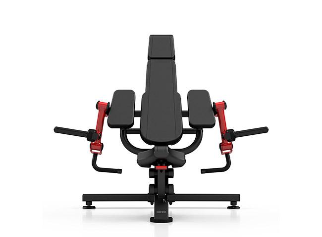 Maszyna na wolny ciężar na mięśnie dwugłowe ramion MF-U008 - Marbo Sport