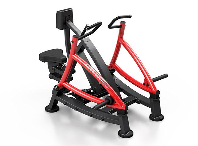 Maszyna na wolny ciężar na mięśnie pleców MF-U010 - Marbo Sport