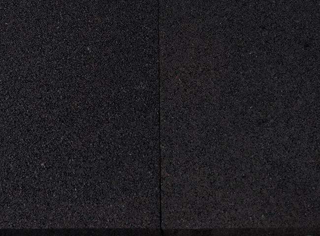 Profesjonalna podłoga pod wolne ciężary 10 mm czarna - Marbo Sport