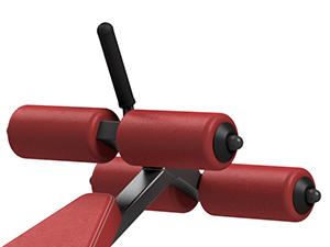 Ławka regulowana na brzuch MP-L205 ― Marbo Sport