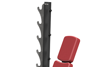 Ławka olimpijska regulowana ze stojakami - Marbo Sport