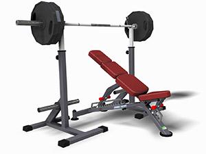 Profesjonalne stojaki do ćwiczeń (para) ― Marbo Sport