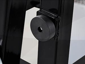 Maszyna na mięśnie dwugłowe uda na wolny ciężar MP-U018- Marbo Sport