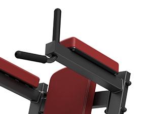 Poręcz stacjonarna na brzuch - Marbo Sport