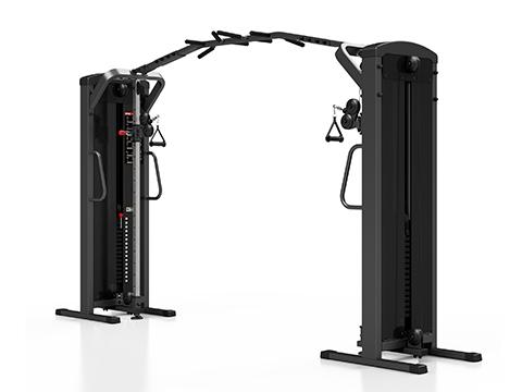 Brama do siłowni z regulacją rączek - Marbo Sport