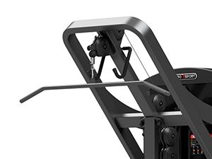 Maszyna 2-w-1 wyciąg górny i dolny - Marbo Sport