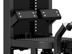 Maszyna na łydki ze stosem MP-U219 - Marbo Sport
