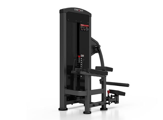Maszyna na mięśnie pośladkowe - Marbo Sport