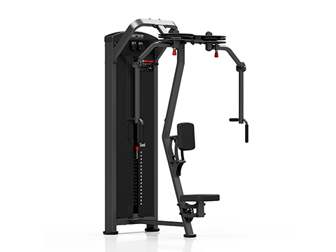 Maszyna 2-w-1 na klatkę i plecy - Marbo Sport