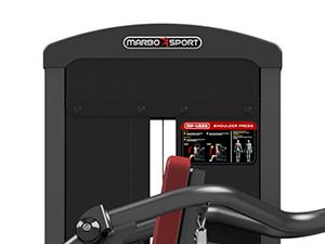 Maszyna do wypychania na barki - Marbo Sport