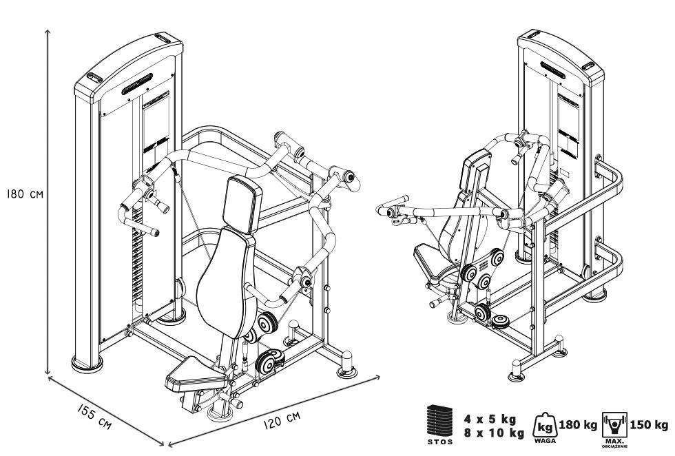 Maszyna do wypychania na barki ― Marbo Sport