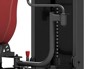 Maszyna butterfly na klatkę piersiową MP-U227- Marbo Sport