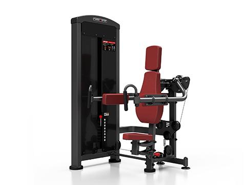 Maszyna na mięśnie naramienne - Marbo Sport