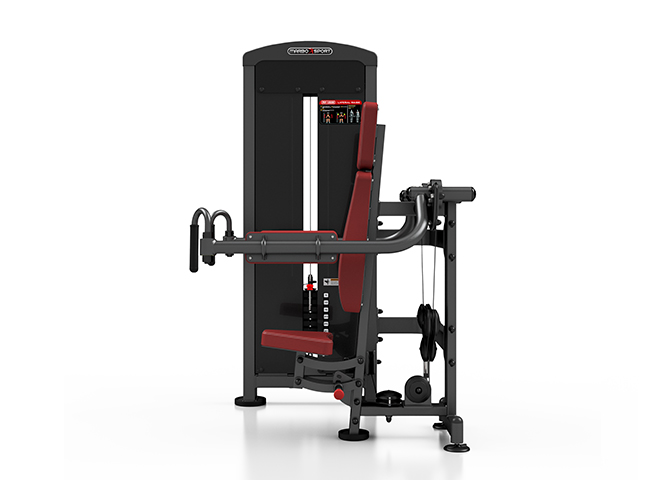 Maszyna na mięśnie naramienne- Marbo Sport