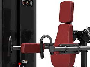 Maszyna na mięśnie naramienneMP-U228- Marbo Sport