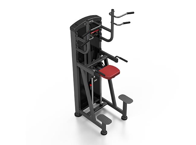 Maszyna do podciągania ze wspomaganiem - Marbo Sport