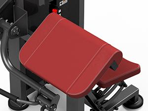 Maszyna na biceps ze stosem MP-U232- Marbo Sport