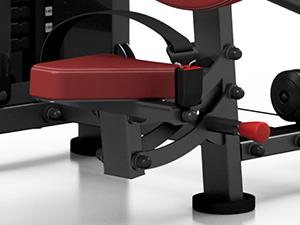 Maszyna na triceps ze stosem MP-U233- Marbo Sport