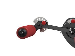 Maszyna na mięśnie dwugłowe ud MP-U235 - Marbo Sport