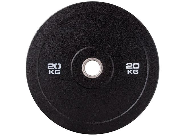 Obciążenie olimpijskie gumowe 20kg MW-Bumper-20KG - Marbo Sport