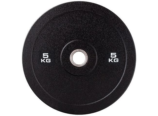 Obciążenie olimpijskie gumowe 5kg MW-Bumper-5KG - Marbo Sport